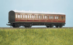 710 Ratio: / Parkside PC710 COACH KITS  MR Suburban, All 3rd, 8 Compartment